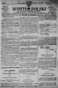 Monitor Polski. Dziennik Urzędowy Rzeczypospolitej Polskiej. 1923.09.29 R.6 nr221