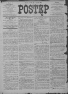 Postęp 1906.01.04 R.17 Nr2
