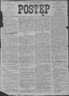 Postęp 1906.01.25 R.17 Nr19