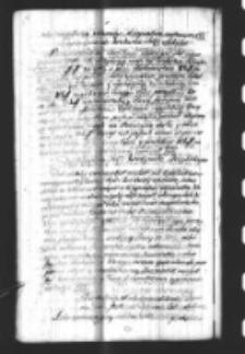 Copia Listu do krolewica Jakuba