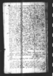 Kopia Listu Krola Augusta do Senatorow wokuiąc Ich do Warszawy