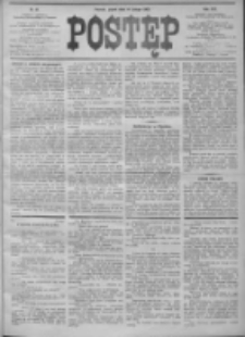 Postęp 1906.02.16 R.17 Nr37