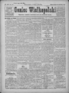 Goniec Wielkopolski: najtańsze pismo codzienne dla wszystkich stanów 1922.10.26 R.45 Nr246