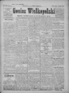 Goniec Wielkopolski: najtańsze pismo codzienne dla wszystkich stanów 1922.11.03 R.45 Nr252