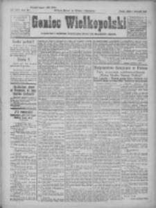 Goniec Wielkopolski: najtańsze pismo codzienne dla wszystkich stanów 1922.11.04 R.45 Nr253