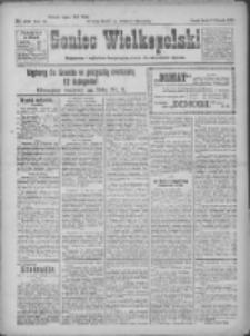 Goniec Wielkopolski: najtańsze pismo codzienne dla wszystkich stanów 1922.11.08 R.45 Nr256