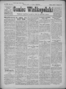 Goniec Wielkopolski: najtańsze pismo codzienne dla wszystkich stanów 1922.11.14 R.45 Nr262