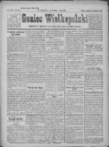 Goniec Wielkopolski: najtańsze pismo codzienne dla wszystkich stanów 1922.11.16 R.45 Nr264