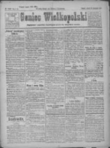 Goniec Wielkopolski: najtańsze pismo codzienne dla wszystkich stanów 1922.11.21 R.45 Nr268