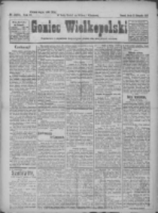 Goniec Wielkopolski: najtańsze pismo codzienne dla wszystkich stanów 1922.11.22 R.45 Nr268 b