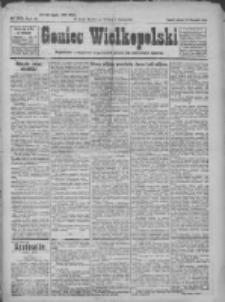 Goniec Wielkopolski: najtańsze pismo codzienne dla wszystkich stanów 1922.11.24 R.45 Nr270