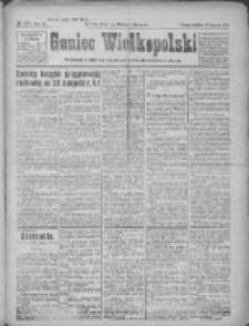 Goniec Wielkopolski: najtańsze pismo codzienne dla wszystkich stanów 1922.11.26 R.45 Nr272