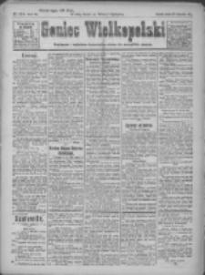 Goniec Wielkopolski: najtańsze pismo codzienne dla wszystkich stanów 1922.11.29 R.45 Nr274