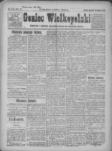 Goniec Wielkopolski: najtańsze pismo codzienne dla wszystkich stanów 1922.11.30 R.45 Nr275