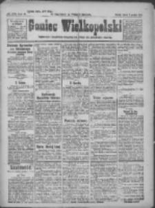 Goniec Wielkopolski: najtańsze pismo codzienne dla wszystkich stanów 1922.12.05 R.45 Nr279