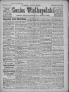 Goniec Wielkopolski: najtańsze pismo codzienne dla wszystkich stanów 1922.12.06 R.45 Nr280