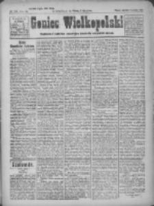 Goniec Wielkopolski: najtańsze pismo codzienne dla wszystkich stanów 1922.12.07 R.45 Nr281
