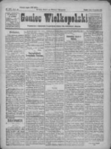 Goniec Wielkopolski: najtańsze pismo codzienne dla wszystkich stanów 1922.12.13 R.45 Nr285