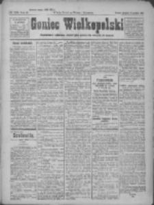 Goniec Wielkopolski: najtańsze pismo codzienne dla wszystkich stanów 1922.12.17 R.45 Nr289