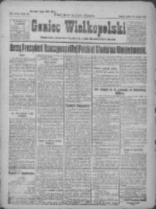 Goniec Wielkopolski: najtańsze pismo codzienne dla wszystkich stanów 1922.12.22 R.45 Nr293