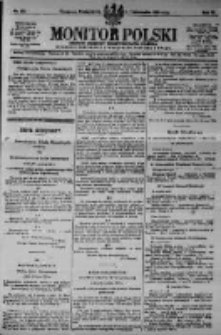 Monitor Polski. Dziennik Urzędowy Rzeczypospolitej Polskiej. 1923.10.08 R.6 nr228