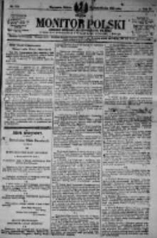 Monitor Polski. Dziennik Urzędowy Rzeczypospolitej Polskiej. 1923.10.13 R.6 nr233