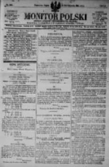 Monitor Polski. Dziennik Urzędowy Rzeczypospolitej Polskiej. 1923.10.26 R.6 nr244