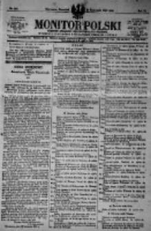 Monitor Polski. Dziennik Urzędowy Rzeczypospolitej Polskiej. 1923.11.22 R.6 nr266
