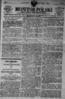 Monitor Polski. Dziennik Urzędowy Rzeczypospolitej Polskiej. 1923.11.28 R.6 nr271