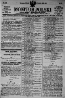 Monitor Polski. Dziennik Urzędowy Rzeczypospolitej Polskiej. 1923.12.04 R.6 nr276