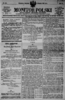 Monitor Polski. Dziennik Urzędowy Rzeczypospolitej Polskiej. 1923.12.06 R.6 nr278