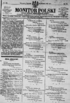 Monitor Polski. Dziennik Urzędowy Rzeczypospolitej Polskiej. 1923.12.20 R.6 nr289