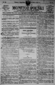 Monitor Polski. Dziennik Urzędowy Rzeczypospolitej Polskiej. 1923.12.31 R.6 nr296