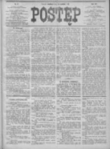 Postęp 1906.04.15 R.17 Nr87