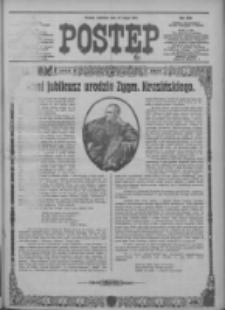 Postęp 1912.02.18 R.23 Nr39