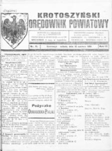 Krotoszyński Orędownik Powiatowy 1920.06.12 R.72 Nr51