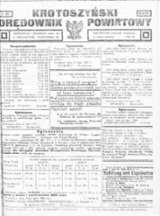 Krotoszyński Orędownik Powiatowy 1920 R.72 Nr64