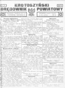 Krotoszyński Orędownik Powiatowy 1920 R.72 Nr71