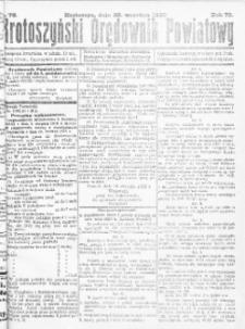 Krotoszyński Orędownik Powiatowy 1920.09.28 R.72 Nr78