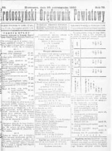 Krotoszyński Orędownik Powiatowy 1920.10.23 R.72 Nr83