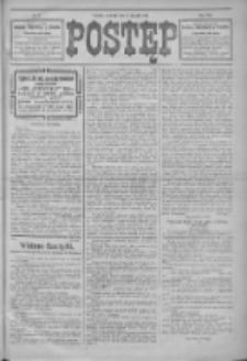 Postęp 1914.01.11 R.25 Nr8