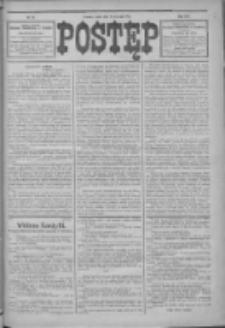 Postęp 1914.01.14 R.25 Nr10