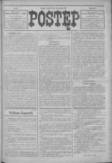 Postęp 1914.01.15 R.25 Nr11