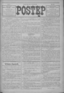 Postęp 1914.01.21 R.25 Nr16