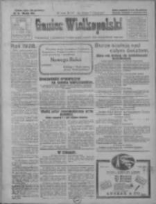 Goniec Wielkopolski: najtańsze pismo codzienne dla wszystkich stanów 1928.01.01 R.51 Nr1