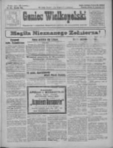 Goniec Wielkopolski: najtańsze pismo codzienne dla wszystkich stanów 1928.01.14 R.51 Nr11