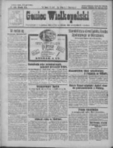Goniec Wielkopolski: najtańsze pismo codzienne dla wszystkich stanów 1928.01.22 R.51 Nr18