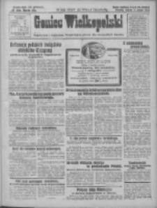 Goniec Wielkopolski: najtańsze pismo codzienne dla wszystkich stanów 1928.02.11 R.51 Nr34