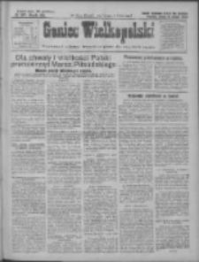 Goniec Wielkopolski: najtańsze pismo codzienne dla wszystkich stanów 1928.02.15 R.51 Nr37