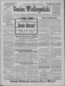 Goniec Wielkopolski: najtańsze pismo codzienne dla wszystkich stanów 1928.02.18 R.51 Nr40